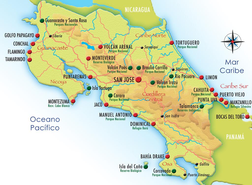 Costa Rica Viajar Por Libre Foros De Viajes Los Viajeros