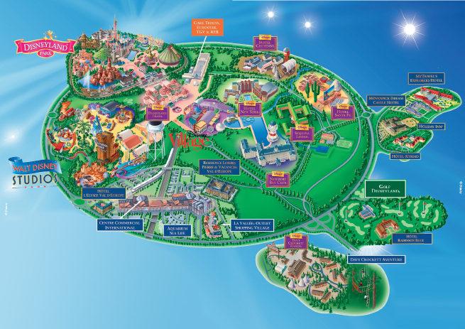mapa disneyland paris Disneyland París: consejos, que hacer, horarios, tiempo   Foro de  mapa disneyland paris