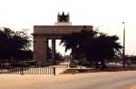 Arco de la Independencia - Accra