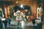 Escaleras de Shwedagon