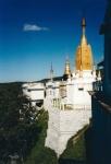 Myanmar:el estupor de las stupas