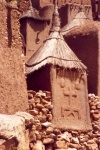 Barn in the Dogon Country