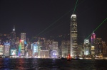 Hong Kong con niños