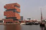 Museo MAS - Museum Aan de Stroom - Amberes