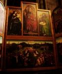 La catedral de San Bavón hogar del Cordero Místico- Gante - Bélgica