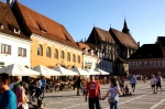 Ir a Foto: Calles animadas de Brasov