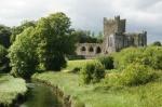 Abadía de Tintern, Wexford Co, Este de Irlanda