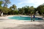 Piscina del Campamento de Namutoni - Etosha