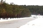 Sierra de Madrid con Nieve (La Morcuera)