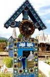 El Cementerio Alegre de Sapanta - Maramures