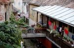 Ir a Foto: Una calle de Sibiu - Transilvania