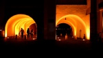 Ir a Foto: Pasadizos de noche -Sibiu- Transilvania