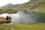 Ir a Foto: Lago Balea -carretera Transfăgărășan - Distrito de Sibiu
