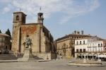 Viaje por Extremadura y parte de Huelva
