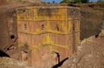 Lalibela: iglesias excavadas en la roca