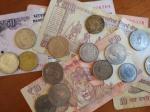 Sacar dinero en un ATM (cajero automático) en India