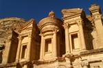 Jordania  de Sur a Norte.