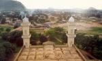 Korhogo visto desde un minarete