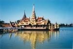 MYANMAR: PAGODAS, TEMPLOS, STUPAS.....Y MAS PAGODAS