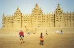 La Gran Mezquita de Djenné, el gigante de barro