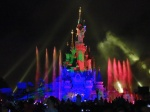 Espectaculo Nocturno Disney Dreams - Disneyland