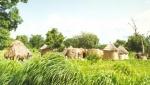 Casa tradicional de la tribu Lobi - Gaoua- Pais Lobi