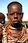 Women of the Karo tribe - Omo Valley