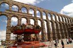 Segovia y su parador de turismo