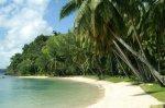 Playa de la Crique - Isla de Sainte Marie