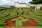 Jardines del Castillo de Villandry - Valle del Loira