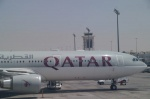 Aviones de Qatar Airways - Doha