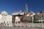 Piran - Plaza Tartini