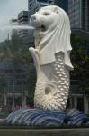 Merlion - Simbolo de Singapur
