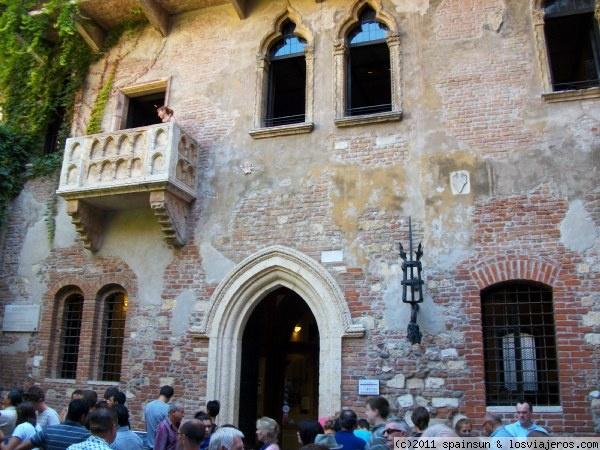 Casa de julieta verona fotos de italia losviajeros for Casa clasica caracas