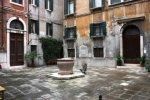 Encontrar una dirección en Venecia