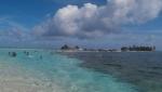 Día 13: San Andrés – Johnny Cay - Cayo Acuario - Haynes Cay