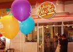 Restaurante Johnny Rockets en el Dolphin Mall de Miami johnny, rockets, restaurant, miami