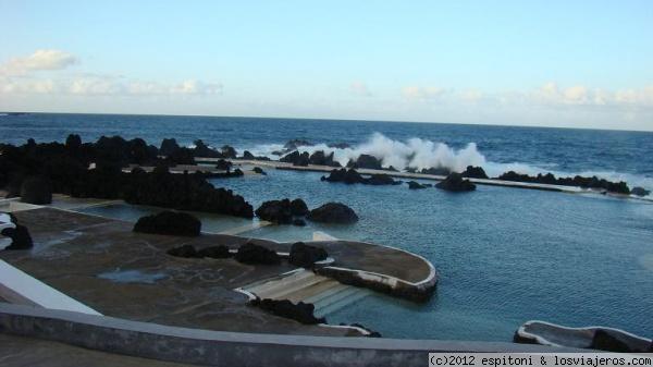 Madeira porto moniz piscinas naturales portugal for Portugal piscinas naturales