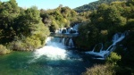 El Parque Nacional de Krka - Croacia