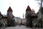 Puerta Viru de Tallinn