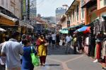 Calles de Little India. Singapur