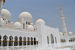 Mezquita Sheikh Zayed. Abu Dhabi