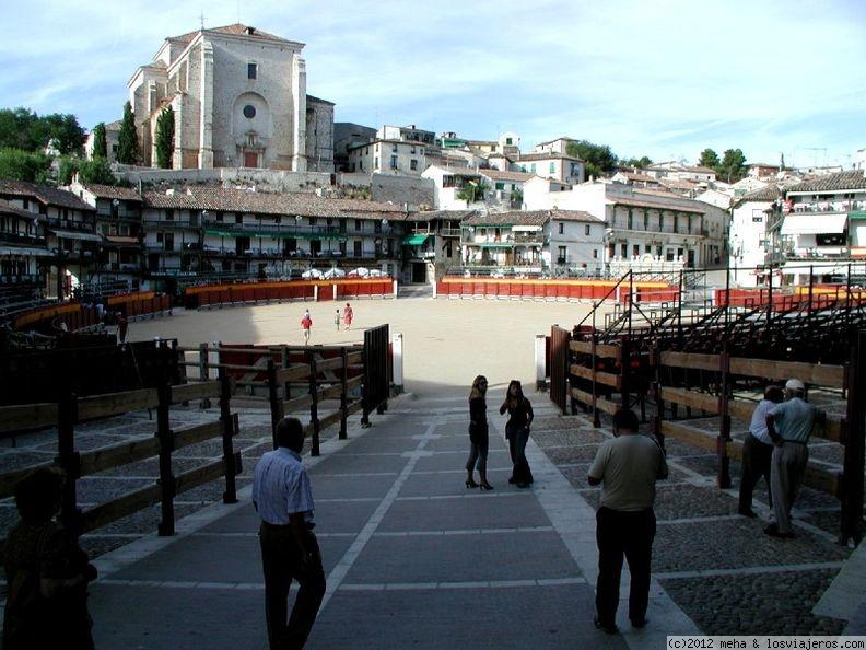 Plaza de toros de chinch n fotos de espa a losviajeros for Oficina de turismo de suiza en madrid