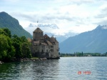 Castillo de Chillon Castillo Chillon Montreaux