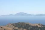Estrecho de Gibraltar y costa norte de Marruecos
