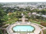 Vista de Ponce (Puerto Rico), desde el Museo Castillo Serrallés.