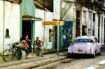 Escena de La Habana
