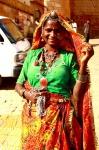 Norte de la India / 1 mes / mujer sola / una palabra: INTENSO