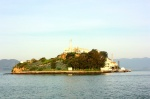 Isla de Alcatraz - Bahia de San Francisco - California