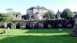 Cementerio Canongate Edimburgo